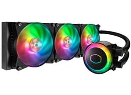 CoolerMaster MasterLiquid ML360R RGB Intel AMD 4-Pin(PWM) Retail