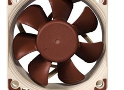 Noctua Fan 60x60x25mm A-Series Blade with AAO Frame SSO2 Bearing Fan Retail