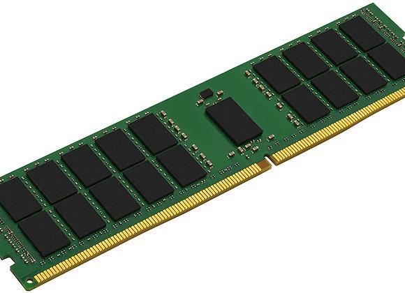 Kingston Memory KSM29RD4/32HDR 32GB 2933MHz DDR4 ECC Registered CL21 DIMM 2Rx4