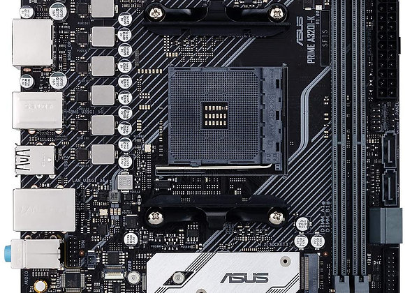 Asus AMD Ryzen AM4 DDR4 M.2 DP HDMI Mini ITX (Mitx) A320 Motherboard withGigabit