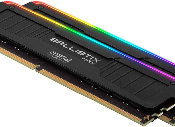 Crucial BLM2K16G44C19U4BL 32GB(2x16GB) DDR4 4400MT s CL19 Unbuffered DIMM RGB