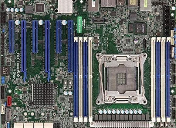 ASRock Motherboard X299 WS/IPMI Socket R4 LGA2066 X299 Max.128GB DDR4 ATX
