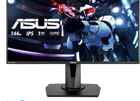 """ASUS Monitor VG279Q 27"""" Full HD IPS 1920x1080 1ms 1000:1 HDMI/DisplayPort"""