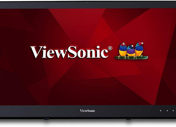 "ViewSonic Monitor VSD243-BKA-US0 24"" 1920x1080 AIO Smart Digital Kiosk Display"