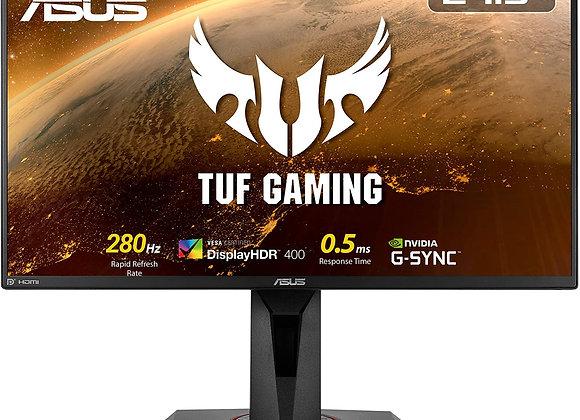 "ASUS Monitor VG258QM 24.5"" Full HD 1920x1080 16:9 0.5ms TN 2xHDMI/Display Port"