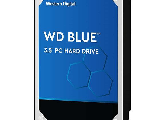 "Western Digital Hard Driv WD20EZAZ 2TB 3.5"" SATA 256MB Cache Blue Brown Box"