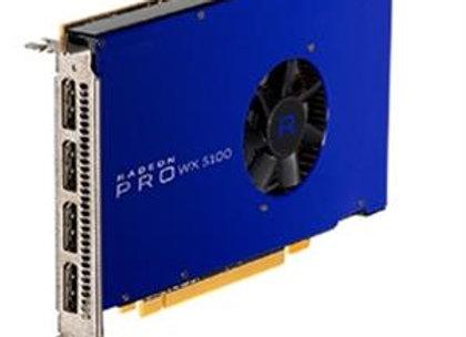 AMD Video Card 100-505940 AMD Radeon Pro WX 5100 8GB GDDR5 Retail