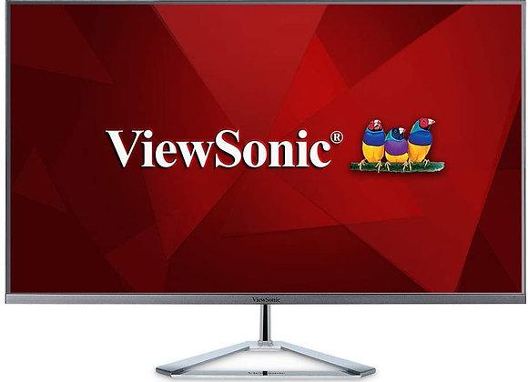 "ViewSonic MN VX3276-MHD 32"" 1080P IPS with a Stylish Ultra-Slim Frameless Design"