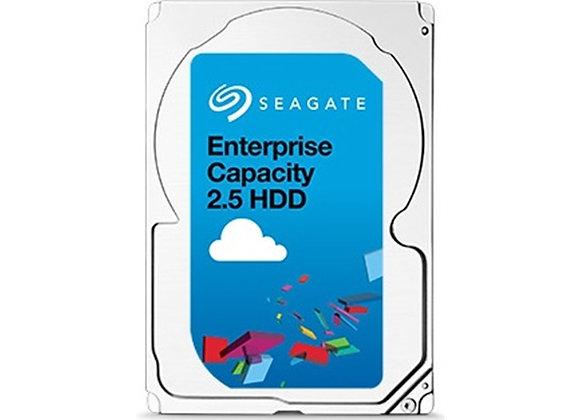 Seagate 1TB SATA 6GB/s Enterprise Storage 7200RPM 128MB 2.5inch 512 Native Bare