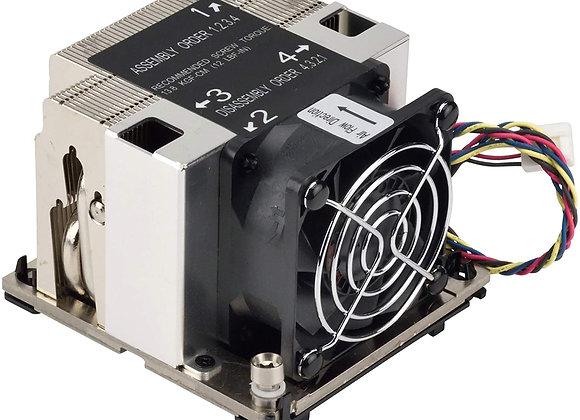 Supermicro Fan SNK-P0068AP4 2U Heatsink Square Brown Box