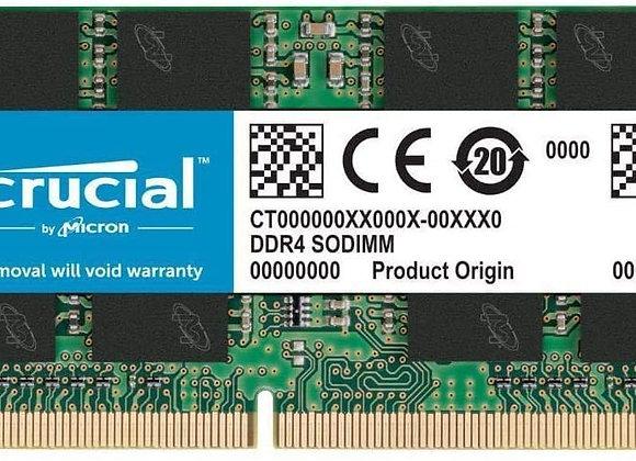 Crucial Memory CT16G4SFRA266 16GB DDR4 2666mhz SODIMM