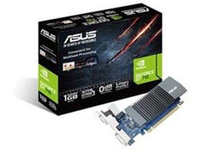 Asus Video Card GeForce GT710 GDDR5 1GB 32Bit PCI Express DVI/HDMI Retail
