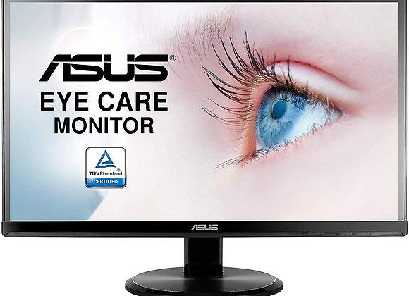 "ASUS Monitor VA229HR 21.5"" Full HD IPS 1920x1080 5ms 1000:1 HDMI/D-Sub Speaker"