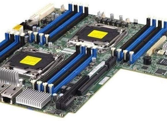 Supermicro WIO for 2X Xeon E5-2600 v3 Motherboard X10DRW-ET-O
