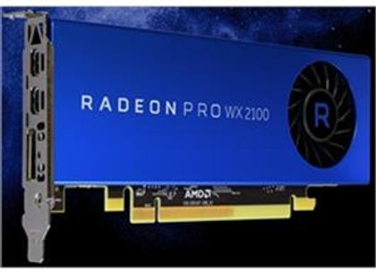 AMD Radeon Pro WX 2100 2GB GDDR5 10Bit PCIE DisplayPort/2 x MDP Retail