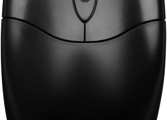 Adesso Mouse HC-3003US USB 3 Button Desktop Optical Scroll Mouse