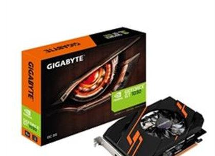 Gigabyte Video Card GT 1030 OC 2GB GDDR5 64Bit DVI-D/HDMI Atx Retail