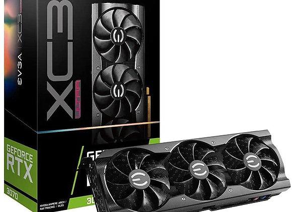 EVGA VCX 08G-P5-3755-KL GeForce RTX 3070 XC3 ULTRA GAMING 8GB GDDR6