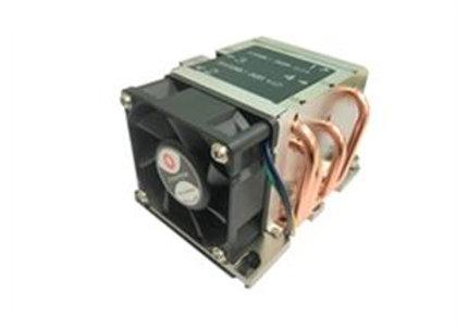 Dynatron Fan B5 2U Intel LGA3647 Narrow ILM PWM Fan Alum HS with heatpipe 205W