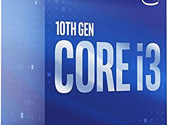 Intel CPU BX8070110100F Core i3-10100F Boxed 6MB Cache 4.30GHz FCLGA1200 4Cores