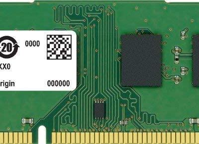 Crucial Memory CT51264BD160B 4GB DDR3L 1600 1.35v Unbuffered