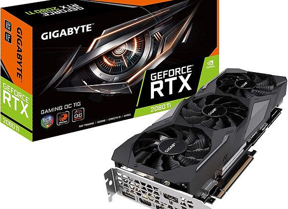 GIGABYTE GeForce RTX 2080 Ti Gaming OC 11GB Graphic Cards GV-N208TGAMING OC-11GC