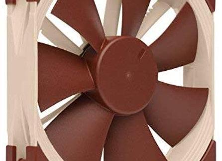 Noctua Fan NF-F12 PWM Fan with Focused Flow SO2 Bearing Retail