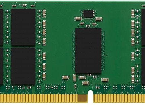 Kingston Memory KSM26RS8/8HDI 8GB 2666MHz DDR4 ECC Registered CL19 DIMM