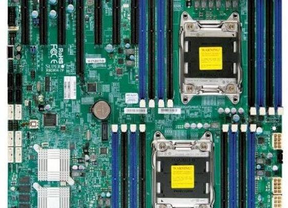 Supermicro Dual LGA2011/Intel C602/DDR3/SATA3/V&2GbE/EATX Server Motherboard