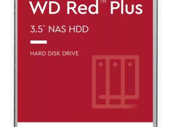 "Western Digital Hard Drive WD60EFZX 6TB 3.5"" SATA WD Red Plus"