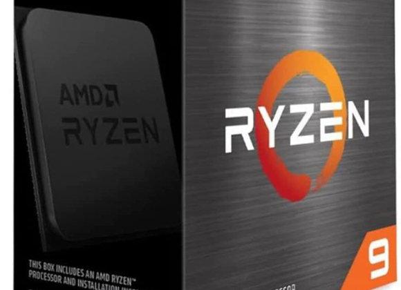 AMD Ryzen 9 5950X Processor 16-Core 3.4GHz Socket AM4 CPU w/o Fan