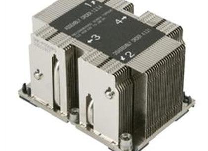 Supermicro Fan 2U Passive CPU Heat Sink for X11 Purley Platform Brown Box