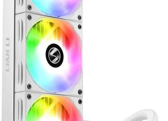 Lian-Li Accessory GALAHAD AIO 360RGB WHITE 360 White All-in-one 12V DC