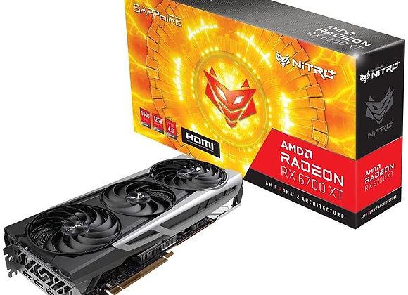 Sapphire VCX 11306-01-20T Nitro+ AMD Radeon RX 6700 XT Gaming OC 12GB GDDR6