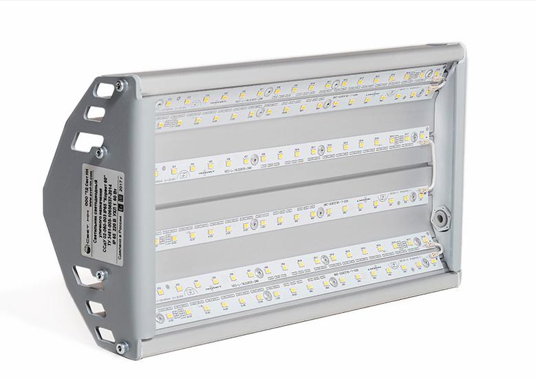 Уличный светодиодный светильник Корвет 60