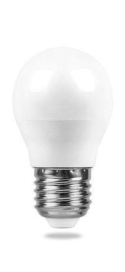 Лампа светодиодная E27 Шар