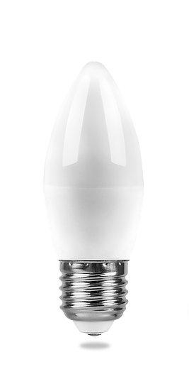 Лампа светодиодная E27 Свеча