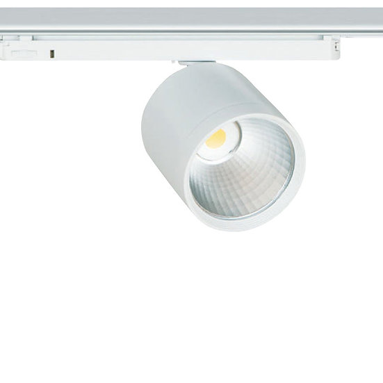 Трековый светодиодный светильник GA16 Standart 33 W для освещения магазинов и офисов