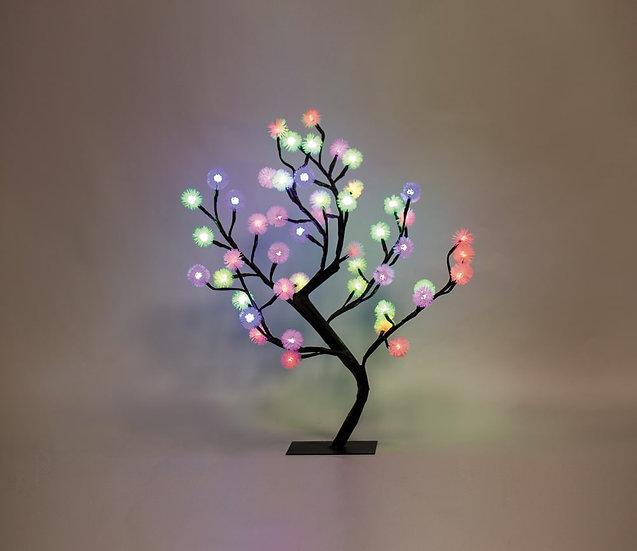 Светодиодное дерево с RGB подсветкой