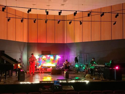 Наше освещение в детской музыкальной школе