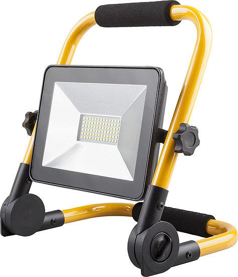 Светодиодный переносной прожектор LL-512 30 W для освещения помещений и территорий
