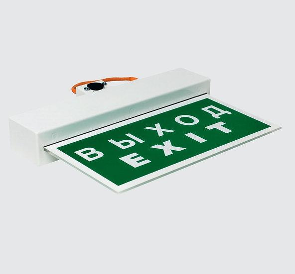Эвакуационный аккумуляторный светильник Mitra IP65 для аварийного освещения