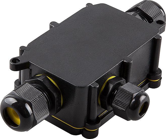 Водонепроницаемая соединительная коробка 3 выхода с 4-х к коннектором, 450V