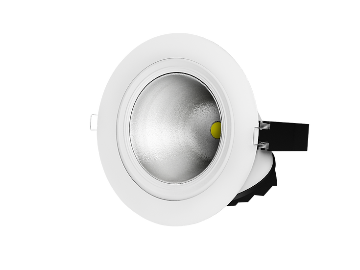 Встраиваемый светодиодный светильник Magico LED 20/30 для освещения магазинов и офисов