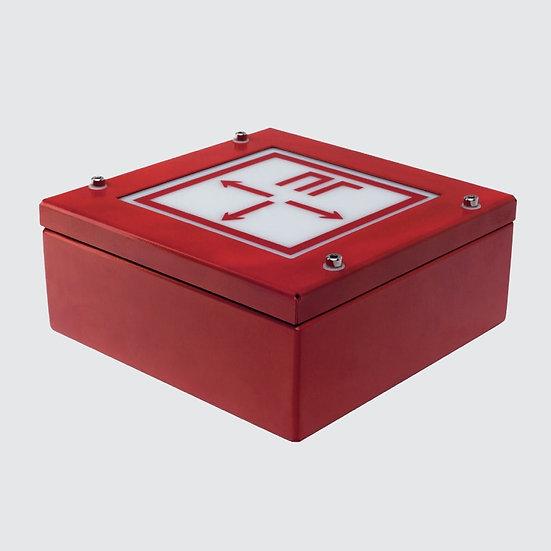 Аварийный аккумуляторный светильник Garda IP65 для аварийного освещения