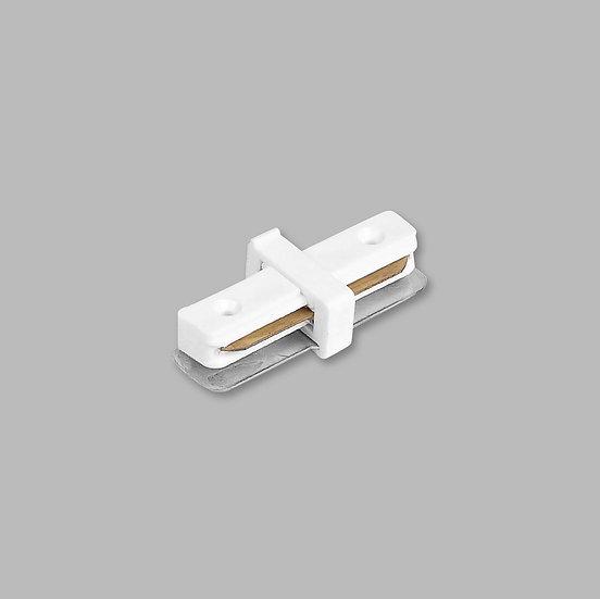 Коннектор прямой для однофазного трекового шинопровода