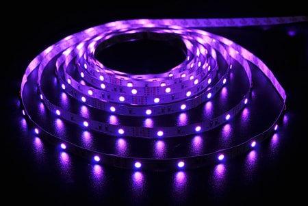 Светодиодная лента SMD 5050 IP33 30 LED 12 V RGB