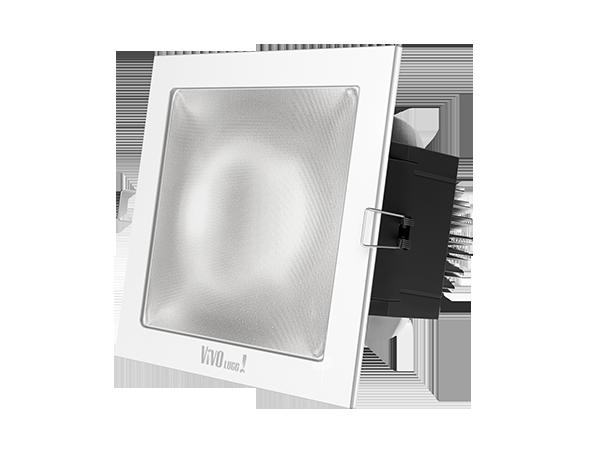 Встраиваемый светодиодный светильник Presto LED 30 Matt для освещения магазинов и офисов
