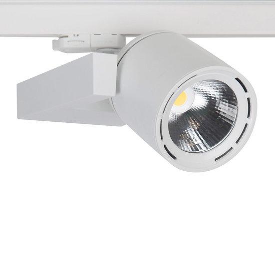 Трековый светодиодный светильник Alert LED для освещения магазинов