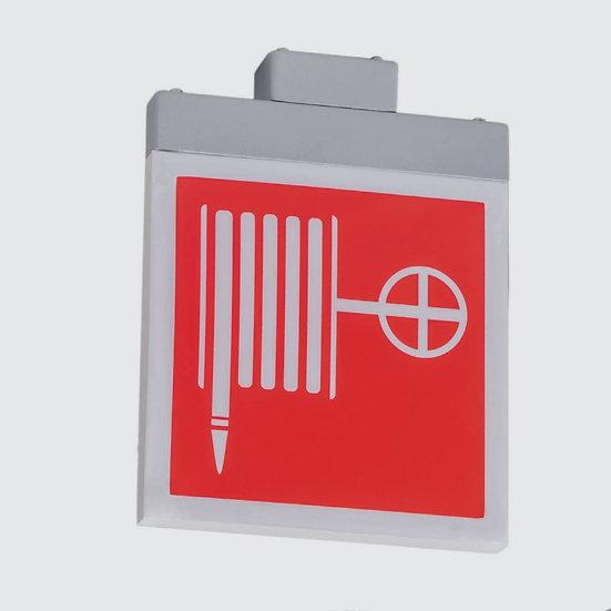 Эвакуационный аккумуляторный светильник Radem IP40 для аварийного освещения